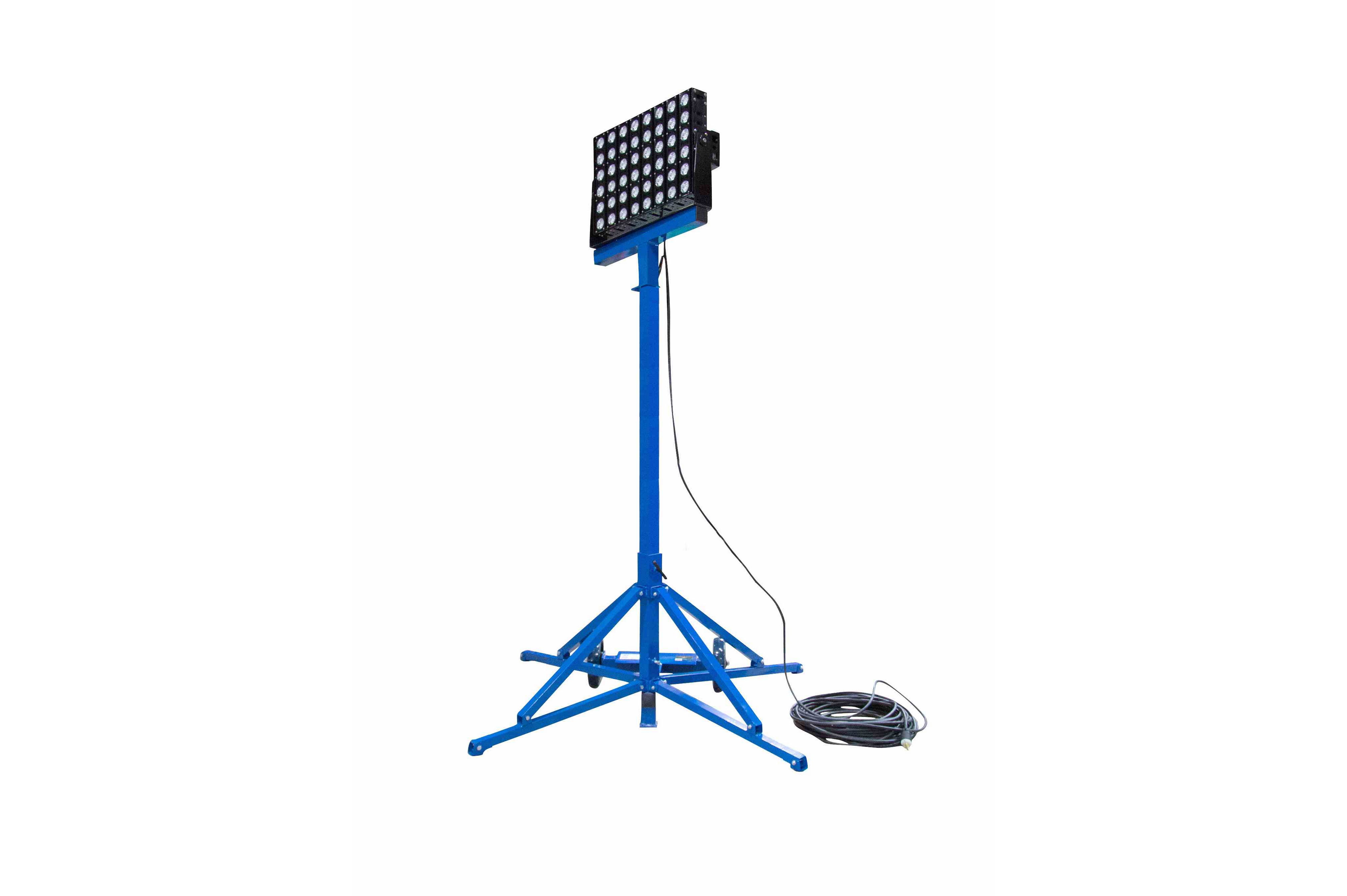 480 Watt Work Area Led Light Tower