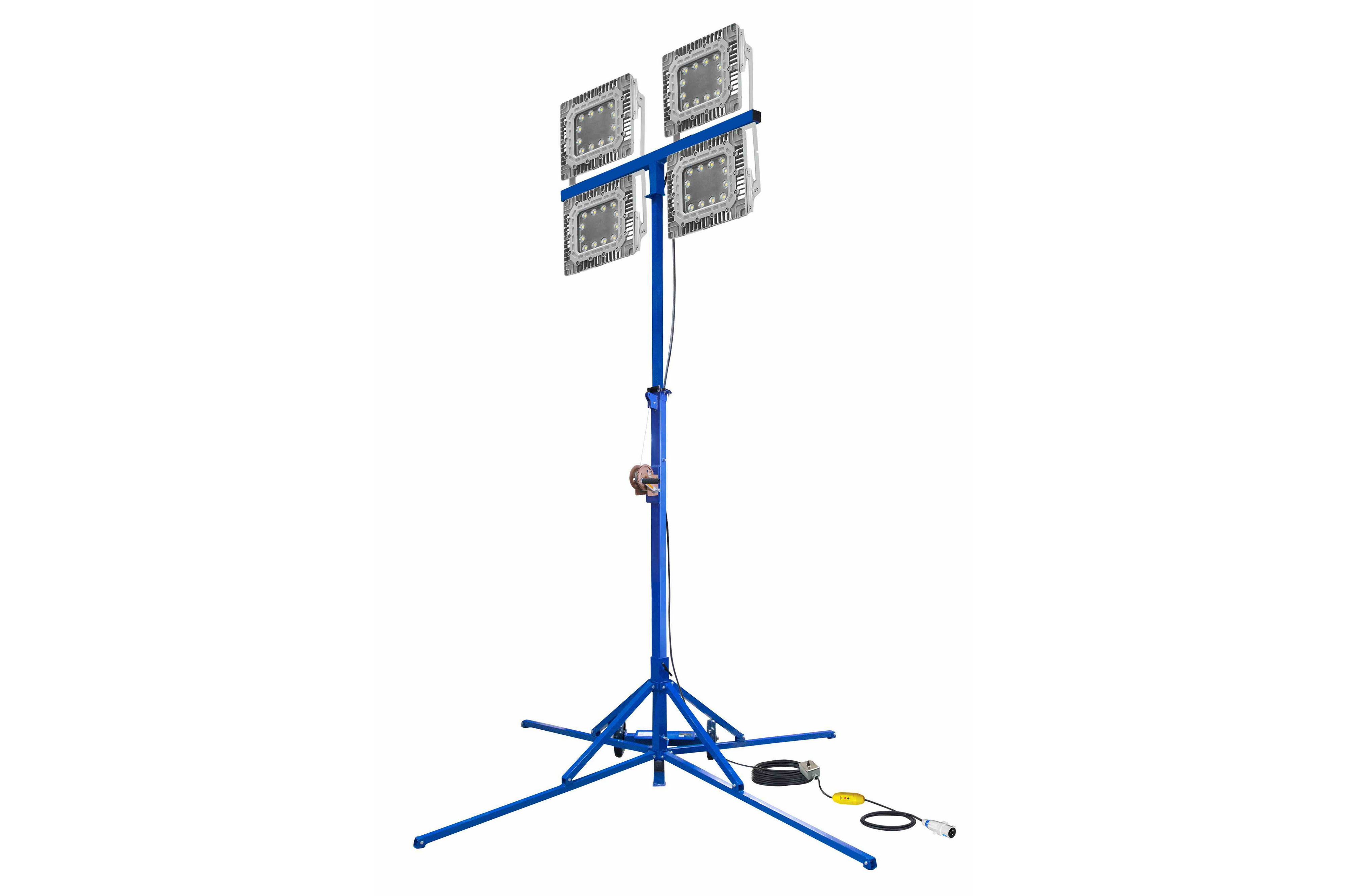 600w Explosion Proof Led Light Tower