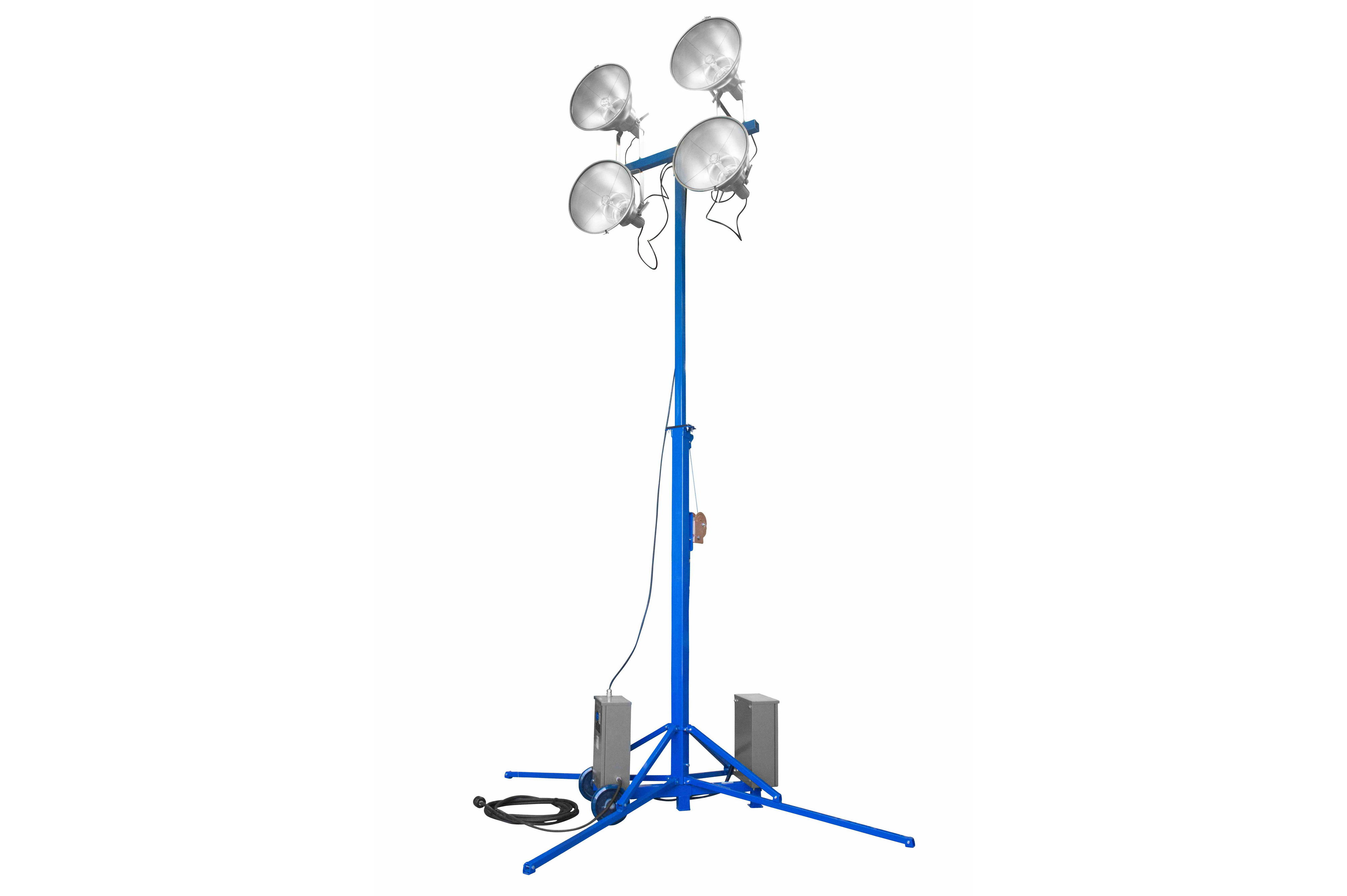 Portable 7 14 Light Tower