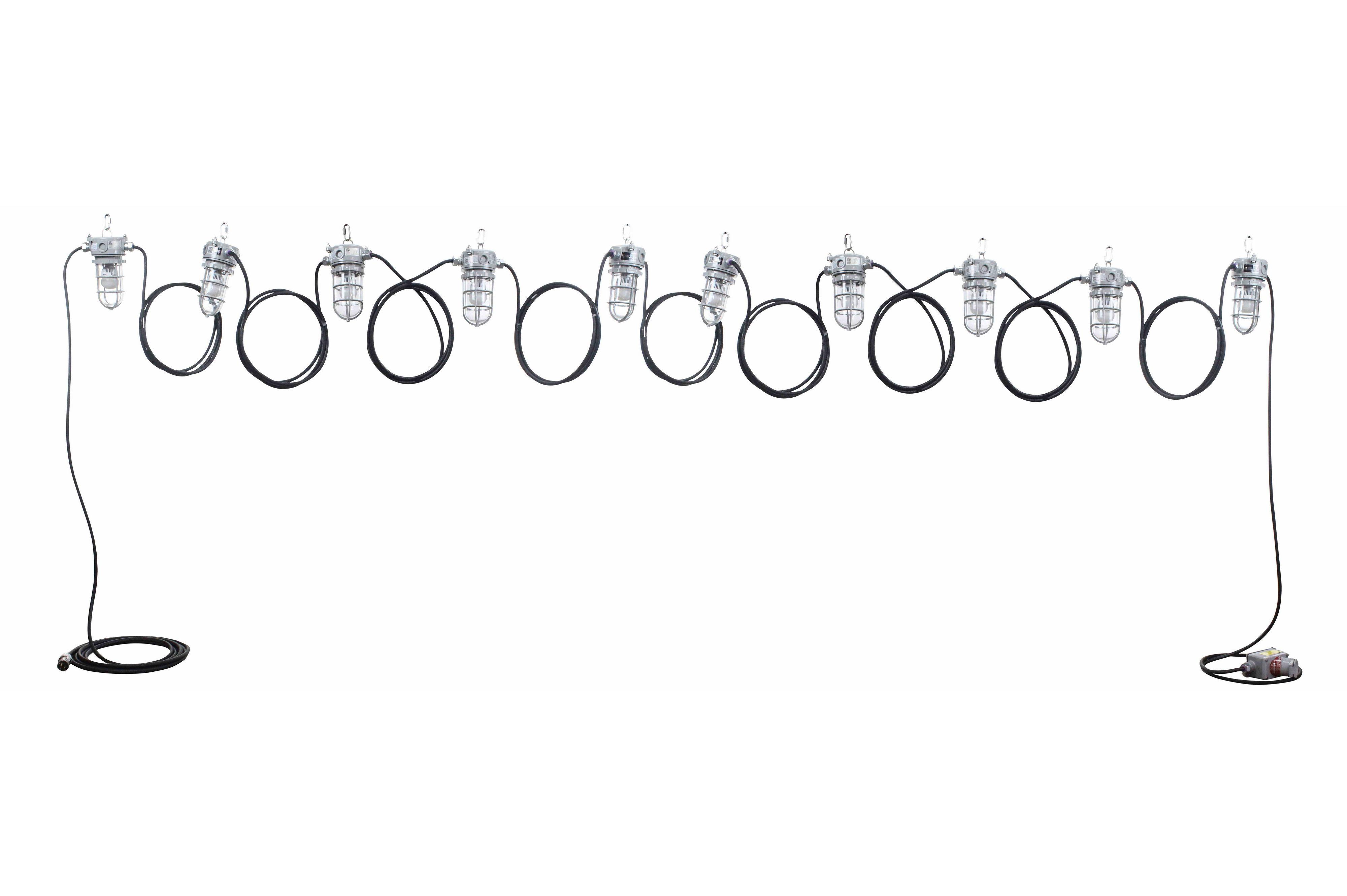 Led Hanging String Lights