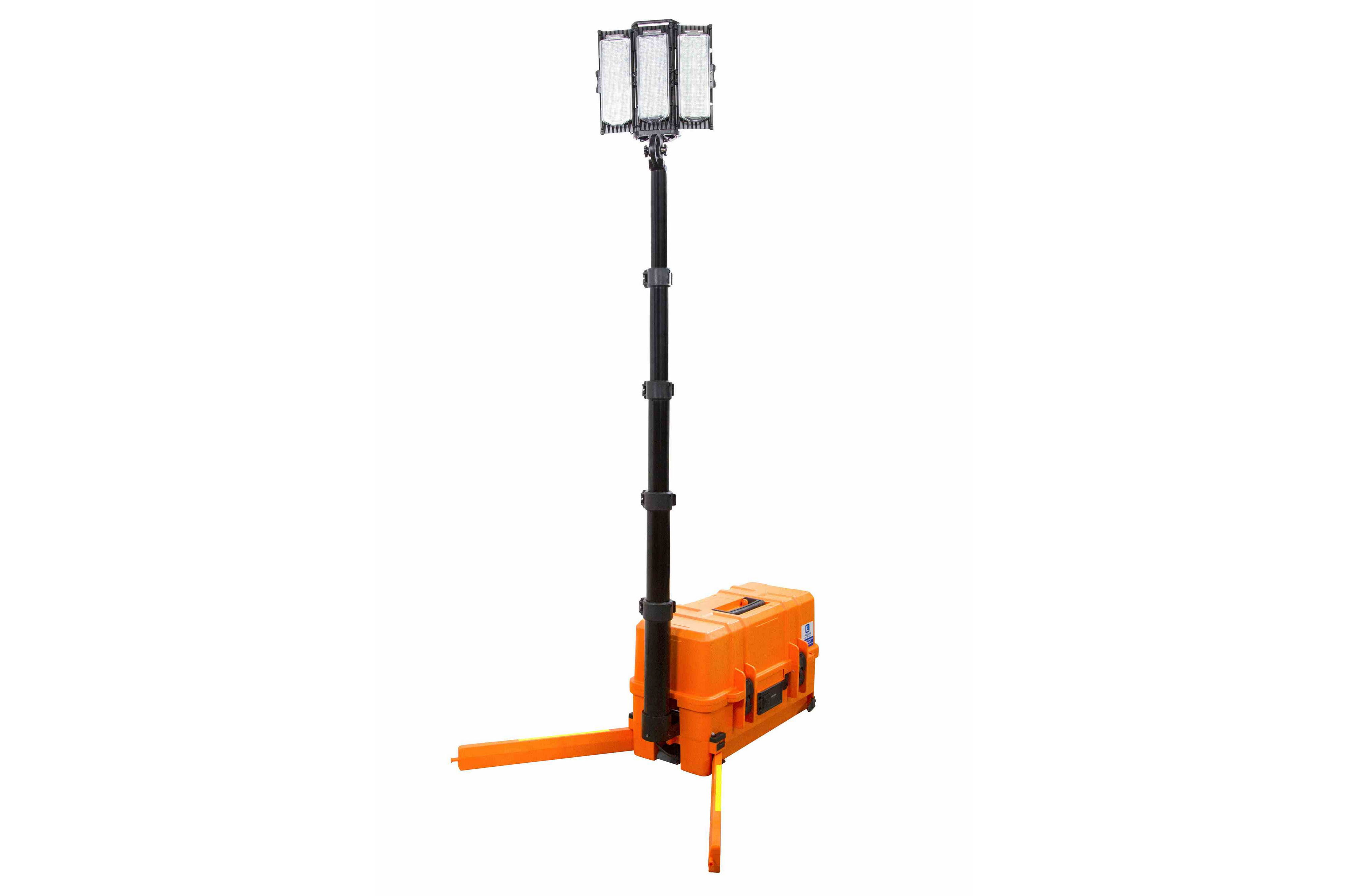 108w Portable Emergency Led Light Tower