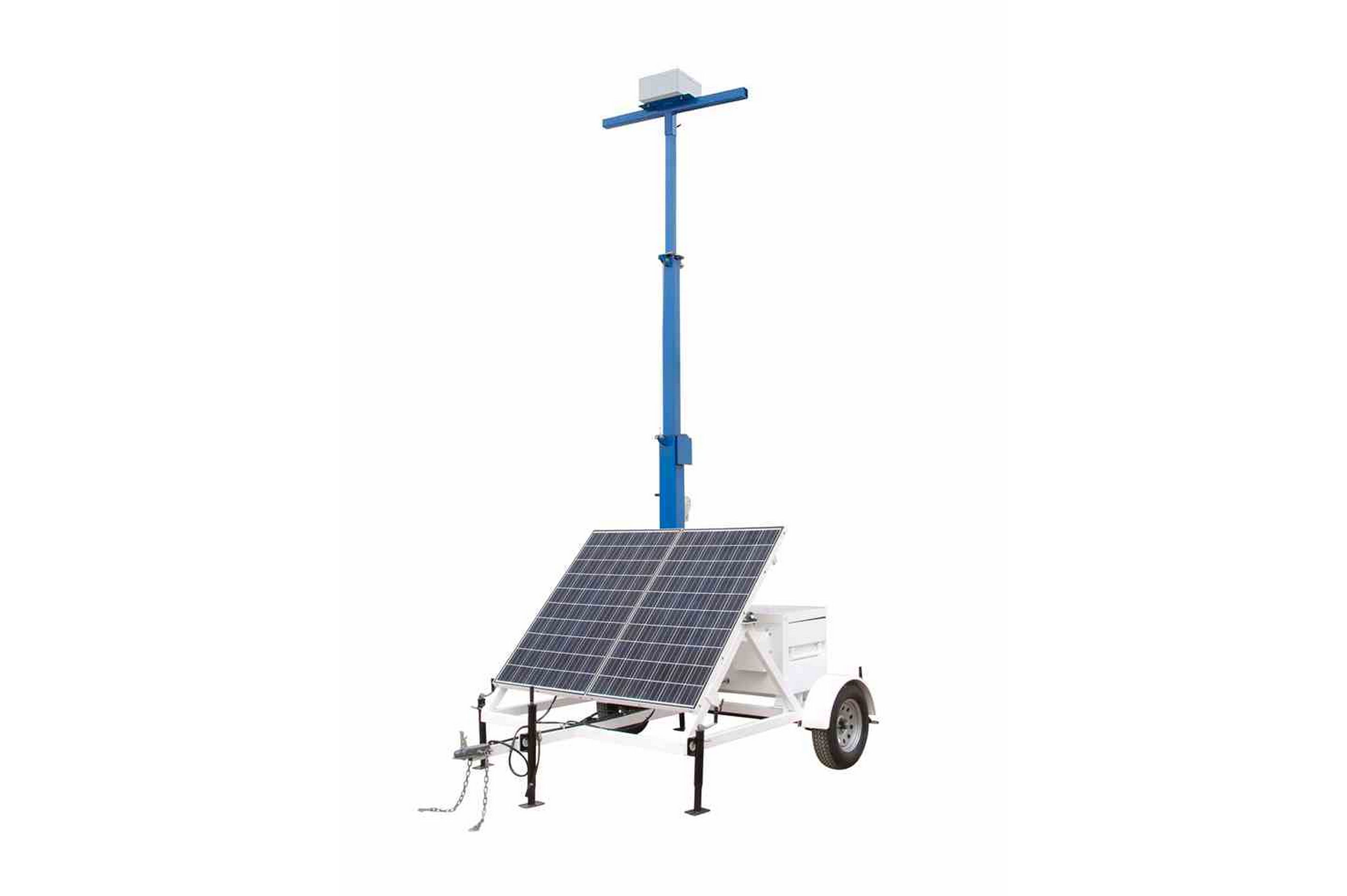 Portable Solar Light Tower