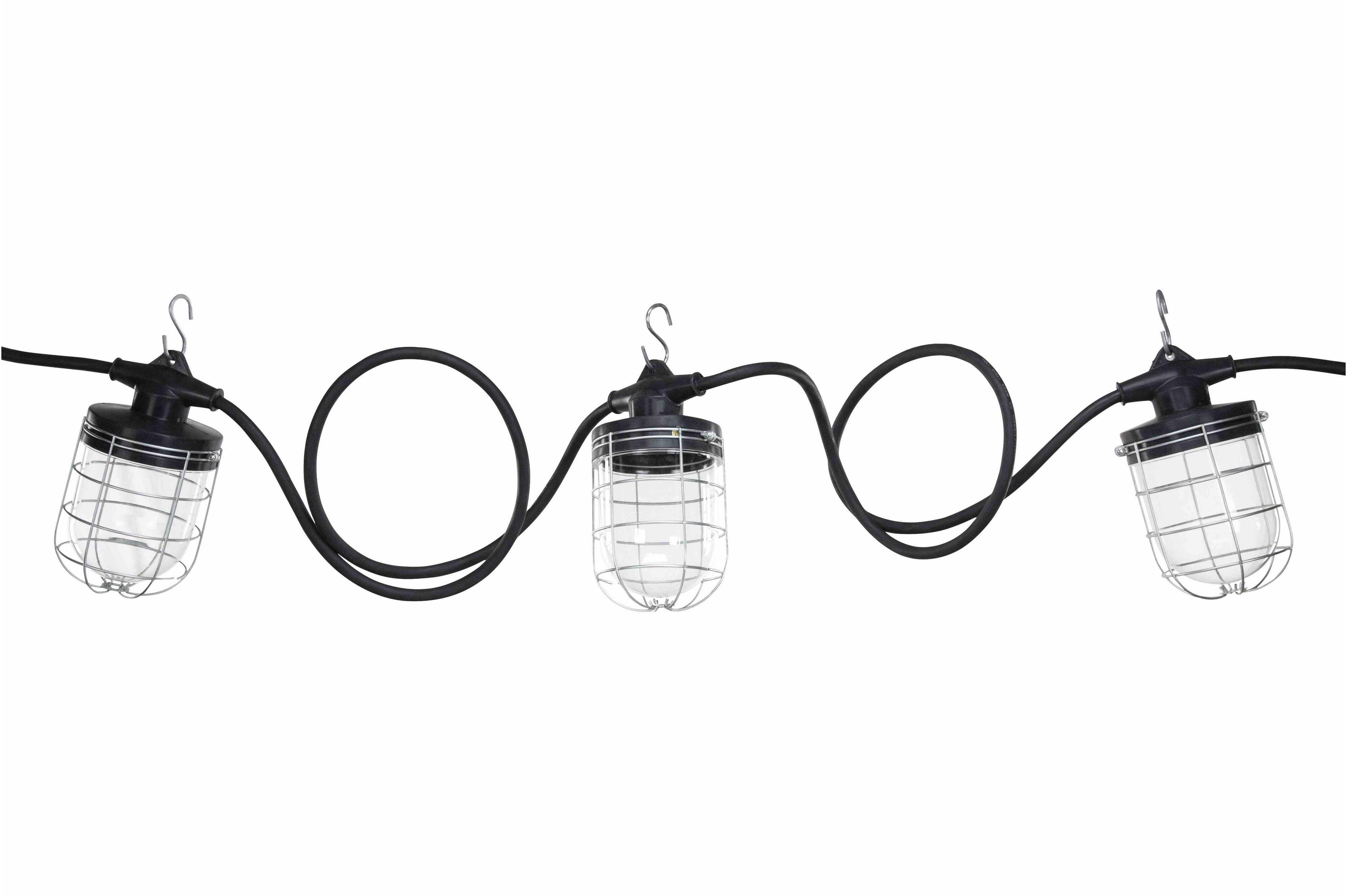 50 Temporary Construction String Light