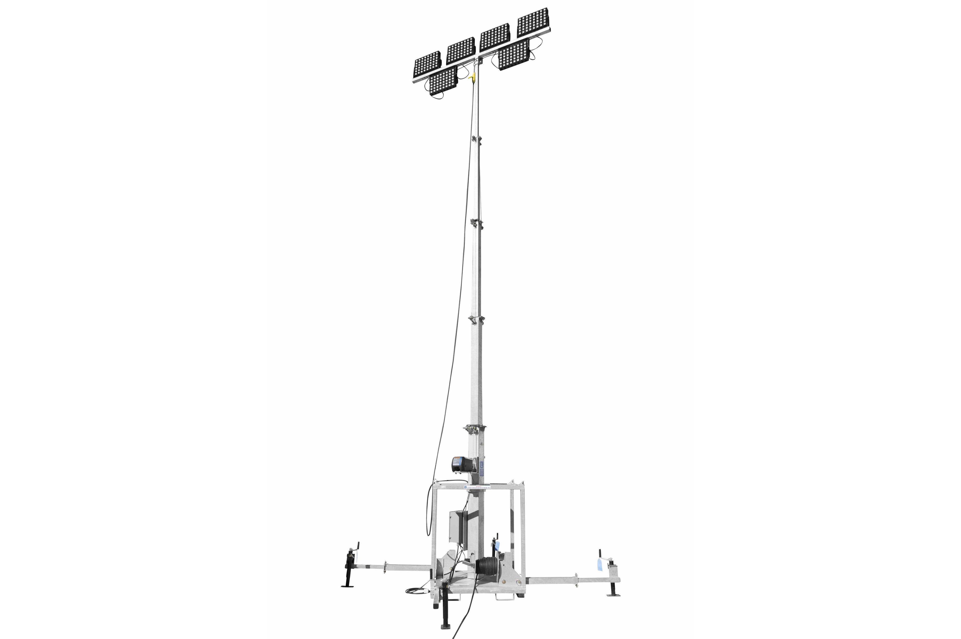Watt High Intensity Led Light Plant