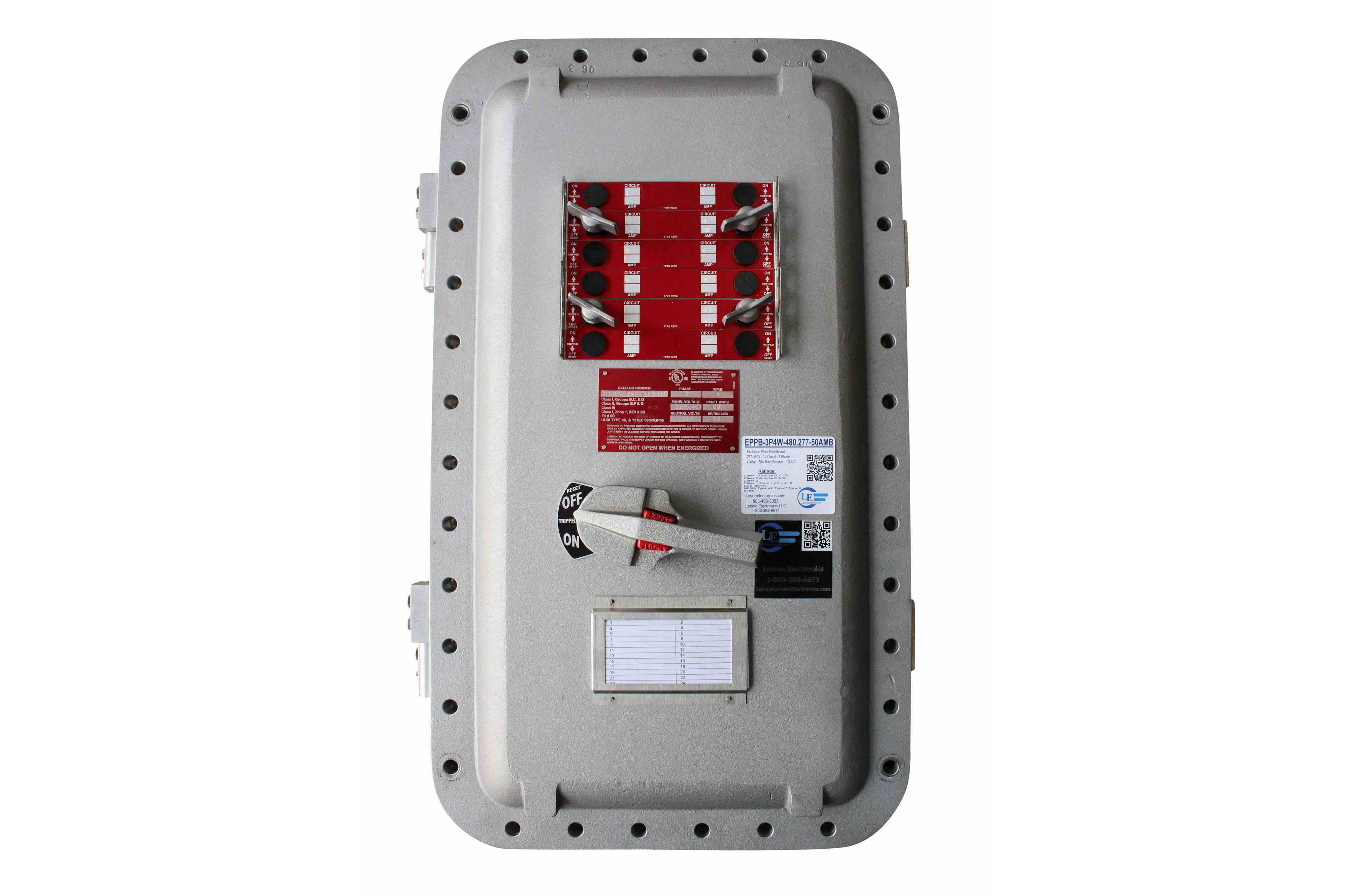 277 480 Breaker Panel Wiring Diagram