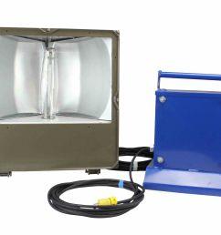 hi res image 2 1000 watt metal halide light with external ballast front [ 4000 x 2661 Pixel ]