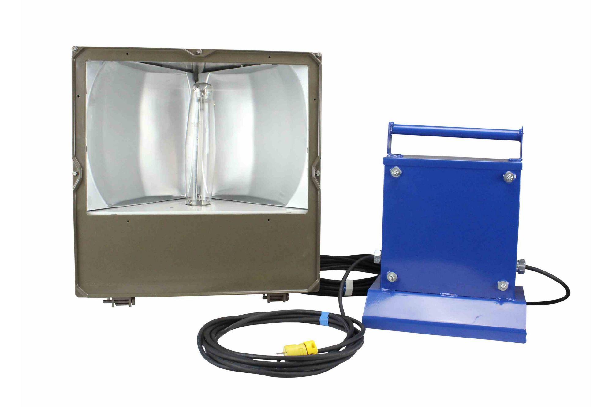 hight resolution of hi res image 2 1000 watt metal halide light with external ballast front