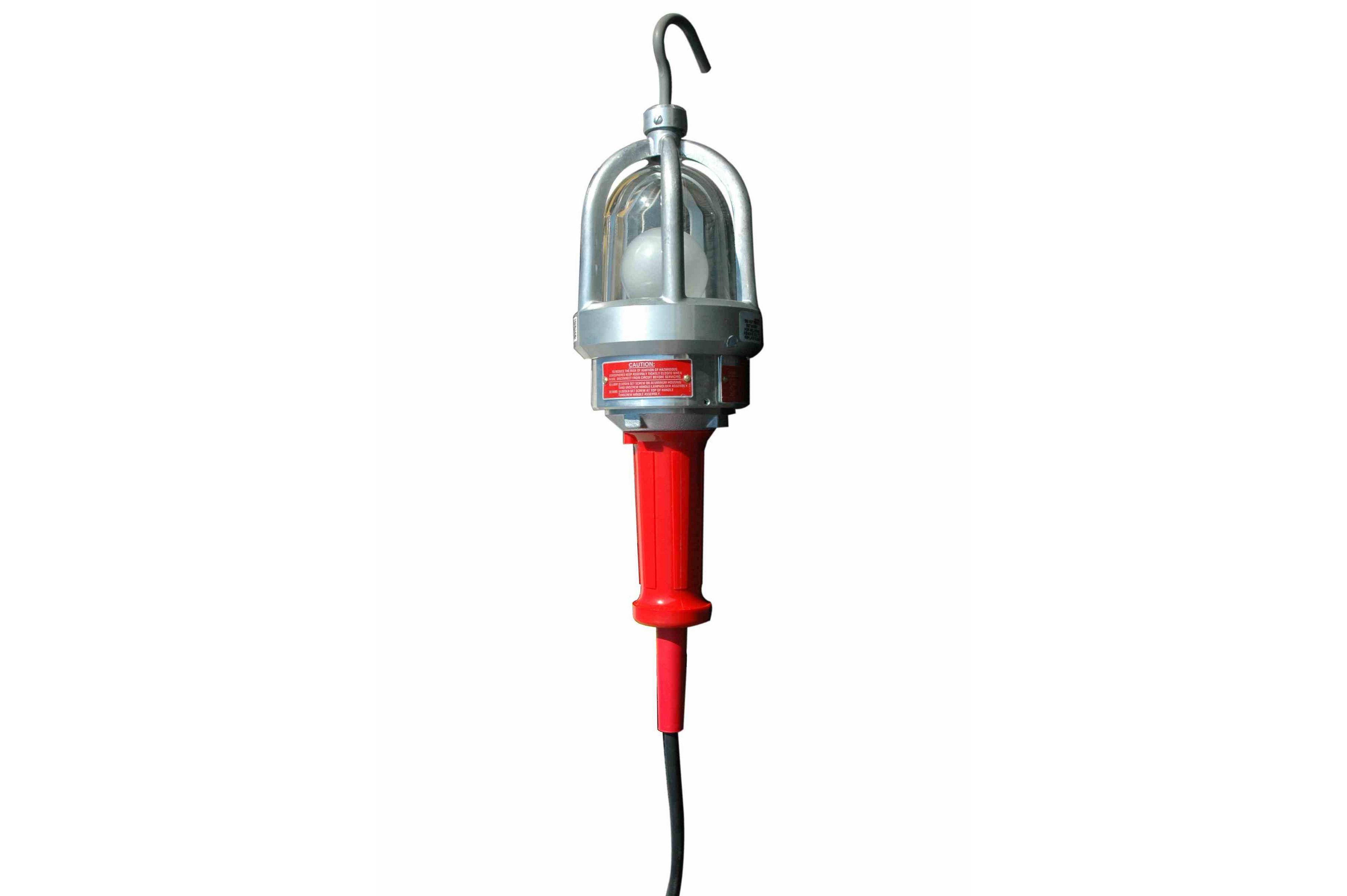 Explosion Proof Hand Lamp 100 75 60 Watt