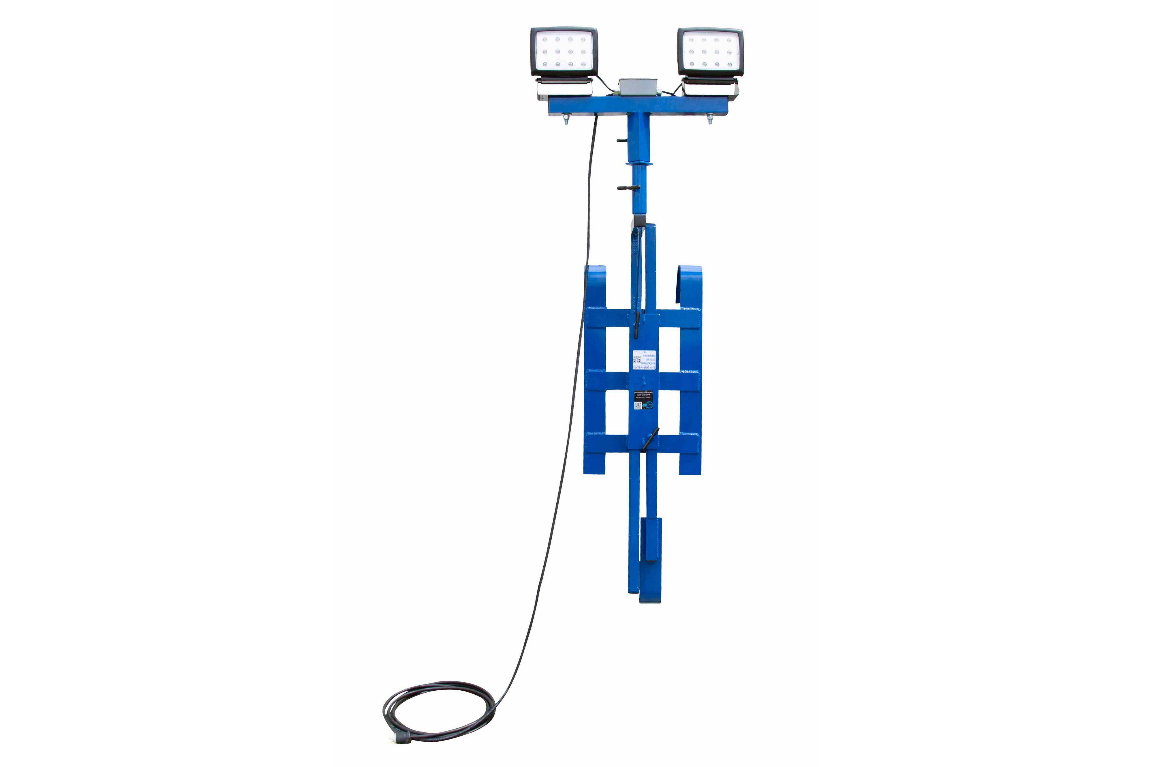 Scaffold Ladder Mount Led Blasting Light