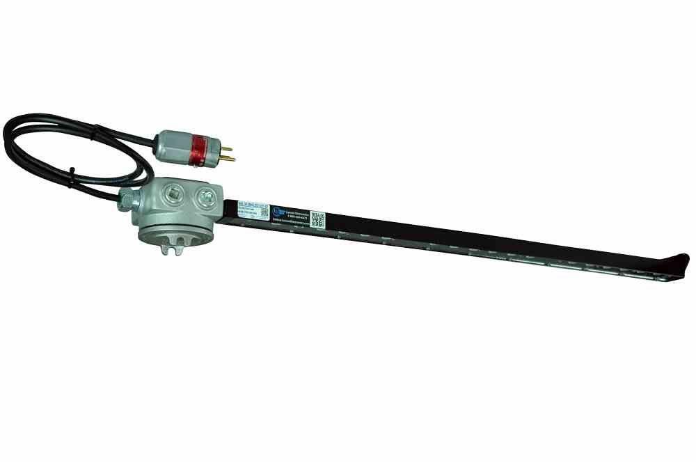 33 Watt High Voltage LED Fixture for Hazardous Location