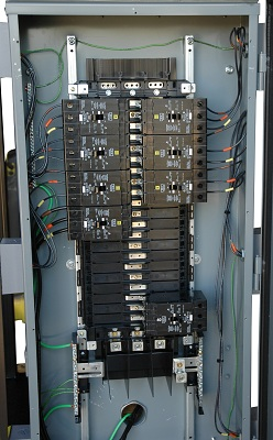 100 Amp Sub Panel Box Wiring Diagram 112 5 Kva Transformer Power Distribution Three Phase
