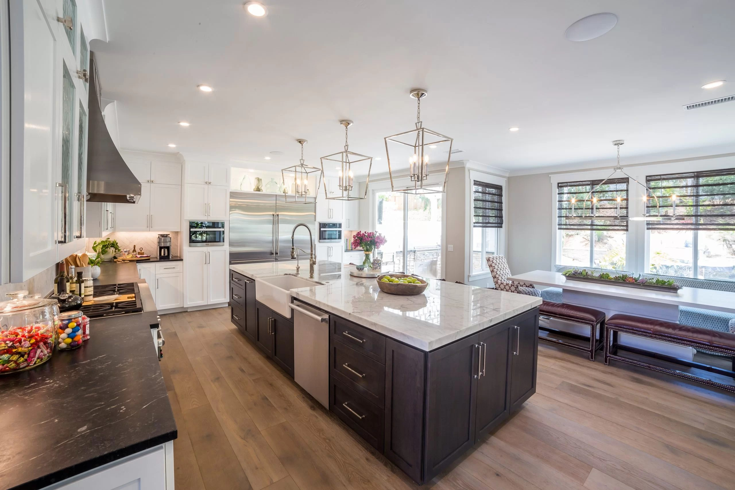 san diego kitchen remodel oil rubbed bronze island lighting remodeling