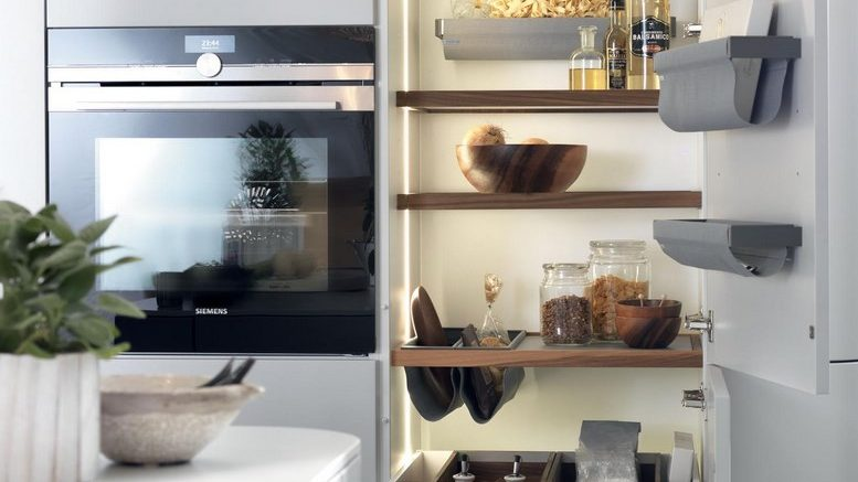 Nelle cucine moderne Snaidero funzionalit e design vanno