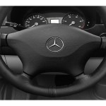 Steering Wheel Cover Mercedes Benz Vito 2014 W639 2003 2019 Vera