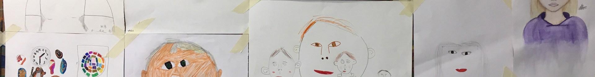 Portrait, auto-portrait : un moment d'attention à soi et aux autres