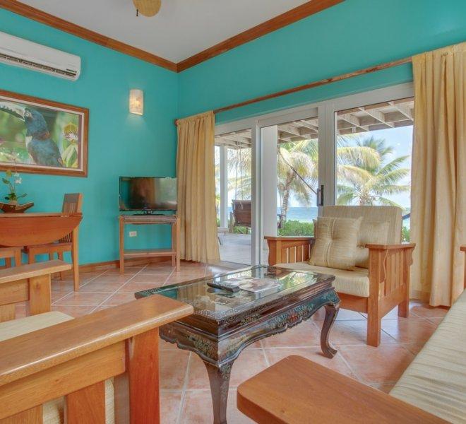 Placencia Belize 1BR Oceanfront Suites-3