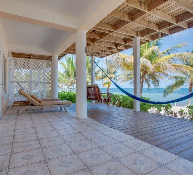 Placencia Belize 1BR Oceanfront Suites-4