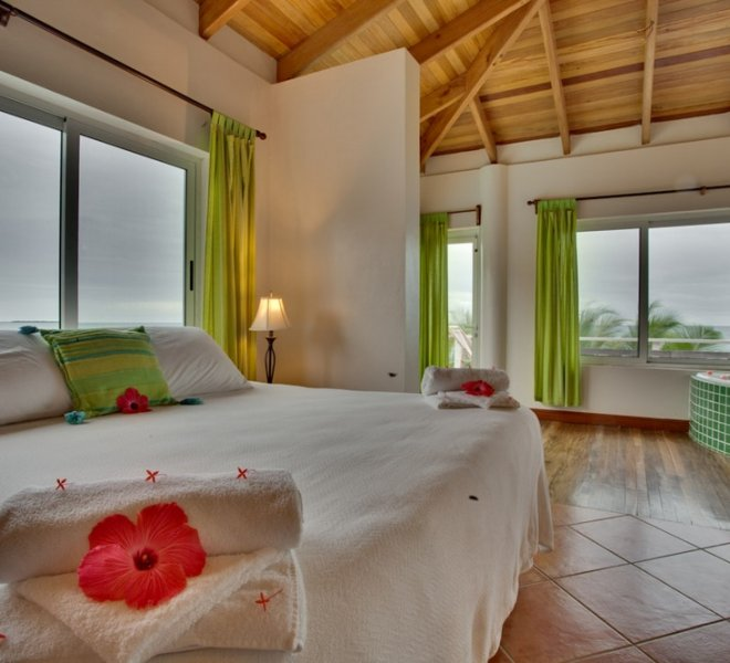 Placencia Belize 3BR Oceanfront Suites-1