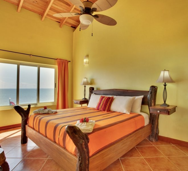 Placencia Belize 3BR Oceanfront Suites-7