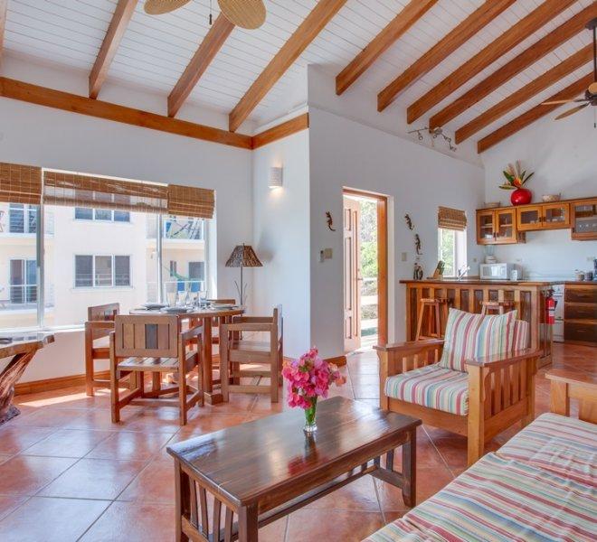 Placencia Belize 2BR Oceanfront Suites-5
