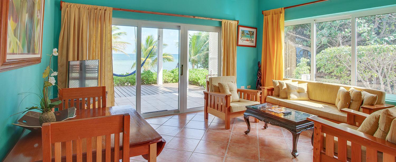 Placencia Belize 1BR Oceanfront Suites