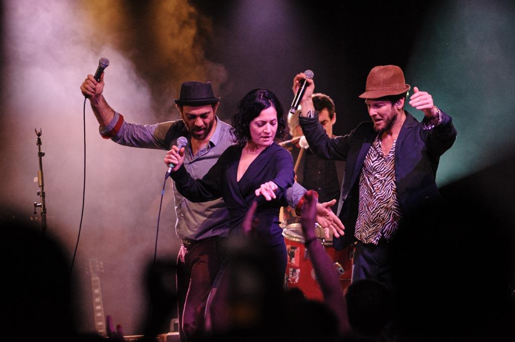 La Rue Kétanou au Cabaret Sauvage, Paris25 Janvier 2020