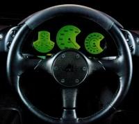 McLaren F1 volante comando