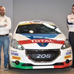 Peugeot Rally 2017 Pollara Princiotto
