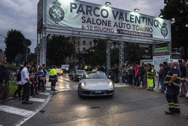 Parco Valentino Salone Auto Torino 2018