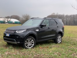 Land Rover Discovery HSE Sd6 MY19
