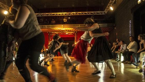 LET'S DANCE - © Jean Miaille / Cie La Ruse