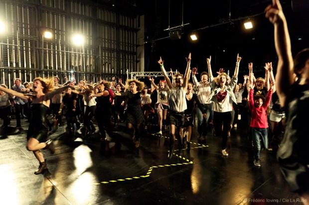 LET'S DANCE - © Frédéric Iovino / Cie La Ruse