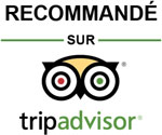Larusée auf TripAdvisor empfohlen