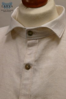 victorian-shirt-ivory_folded-collar
