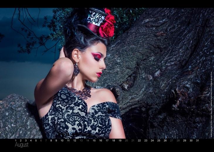 Faszination Makeup 2016 - August