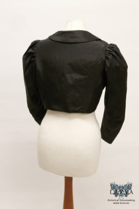 victorian-silk_jacket_black_side