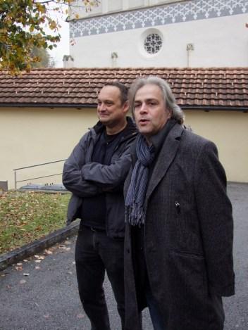 Manfred Waltner und Wolfgang Koch
