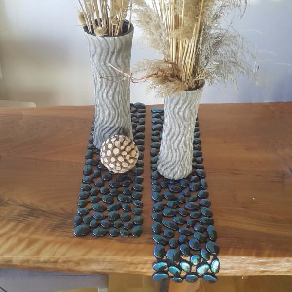 dekoratif masa aksesuarları