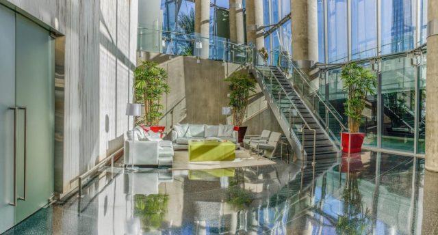 Veer-Towers-Condos-Lobby