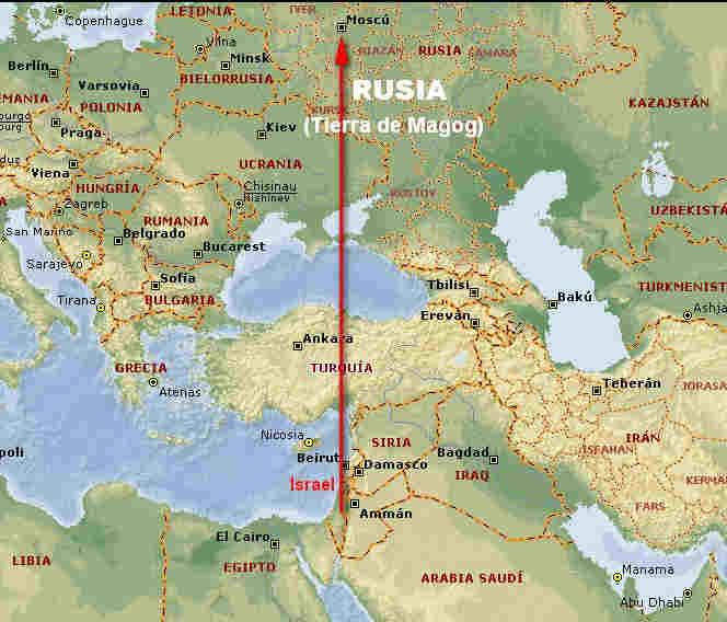 Invasión a Israel