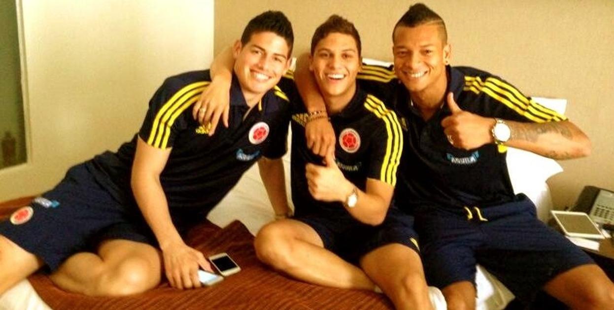 De dnde viene el futbolista Fredy Guarn  Las2orillas