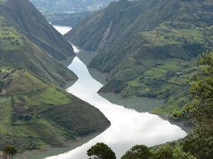 En el macizo colombiano nacen los grandes ríos del país está amenazado por