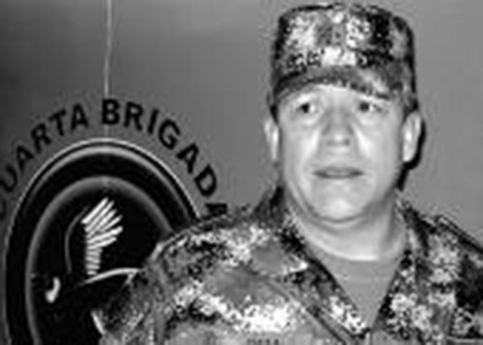 Coronel Juan Carlos Piza Gaviria, Comandante de la Cuarta Brigada