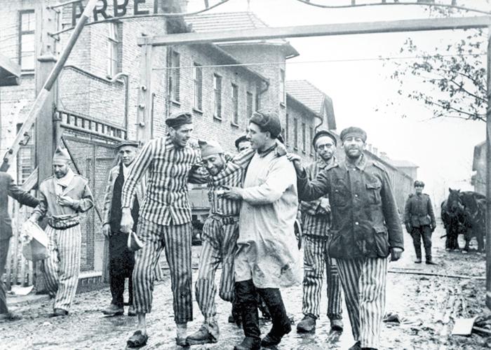 Los horrores de Auschwitz pasaron a la literatura