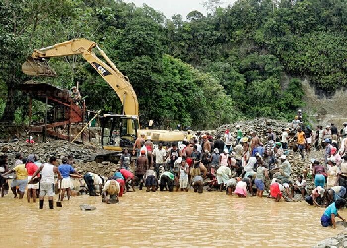 La historia sobre cómo los gringos robaron al Chocó