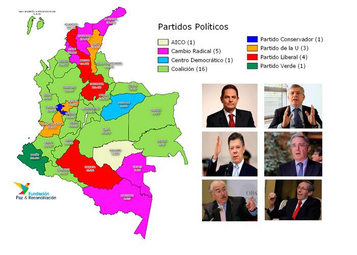 Ganaron las coaliciones, perdieron los partidos y sus dirigentes