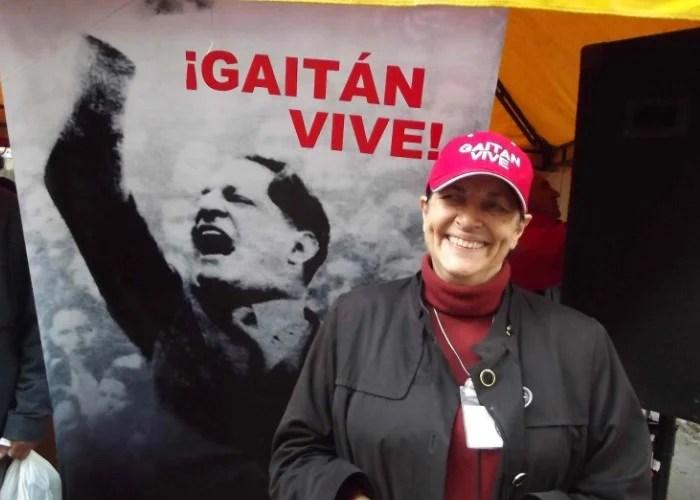 """""""El asesinato de mi padre fue un crimen de Estado"""": Gloria Gaitán"""