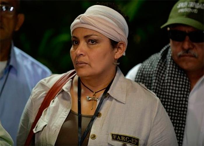 Victoria Sandino, la primera mujer en cola para llegar al mando de las FARC