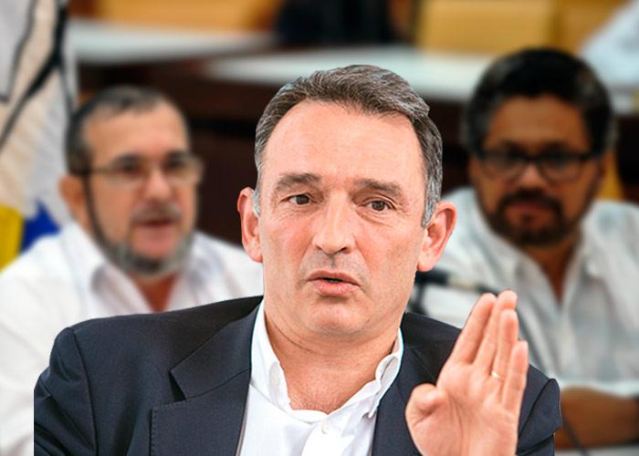 """""""Este es el Acuerdo definitivo. No va a haber más negociaciones y no va a haber más acuerdos"""": Enrique Santiago"""