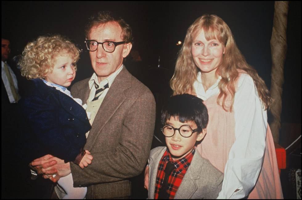Woody Allen atrapado por la ira de su ex mujer  Las2orillas